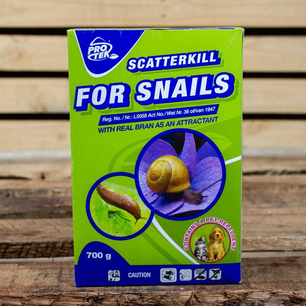 70056774- Protek - Scatterkill For snails 700g