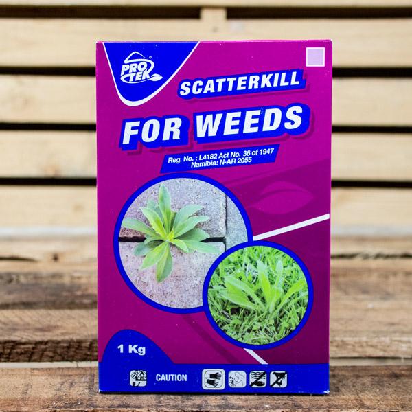 70057232 - Protek - Scatterkill For Weeds 1kg