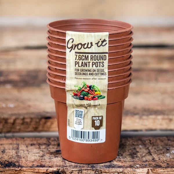 70057801 - MM Pot Round Planter 6cm