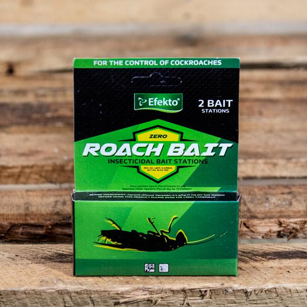 70059534 - Efekto - Zero Roach Bait 2 bait stations
