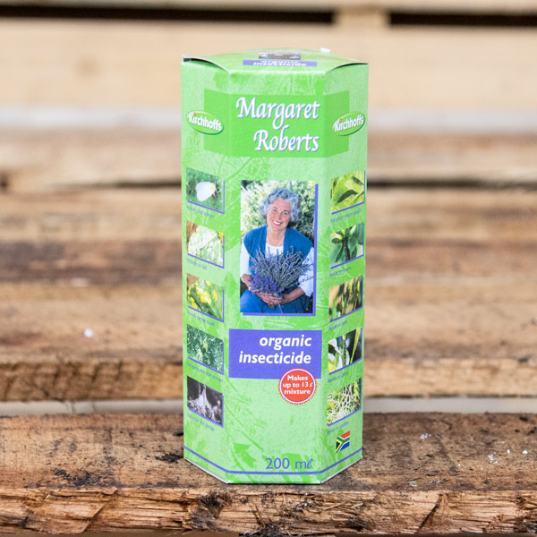80001106 -Margaret Roberts - Organic Insecticide 200ml