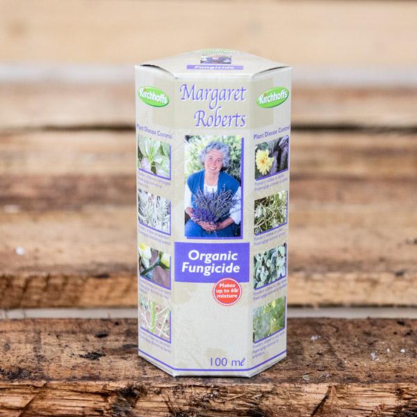 80001685 - Margaret Roberts - Organic Fungicide 100ml