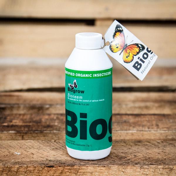 80001122 - Biogrow - bioneem 250ml