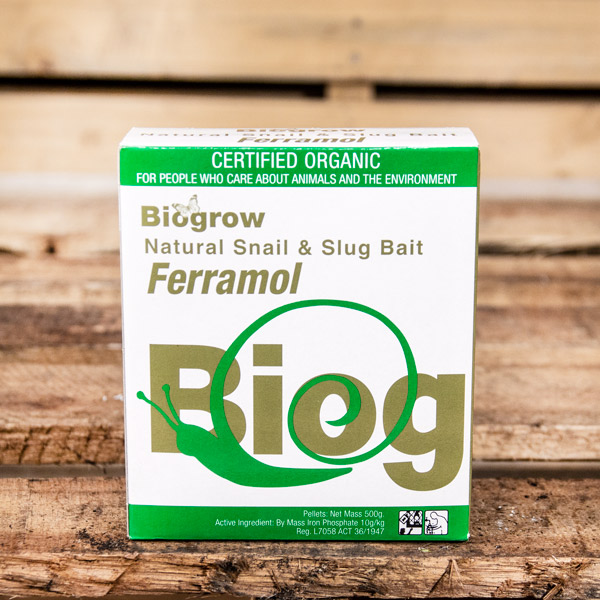 80000317 - Biogrow Ferramol 500g
