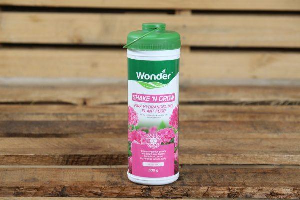 30409000 - Wonder - Shake 'N Grow Pink 500g