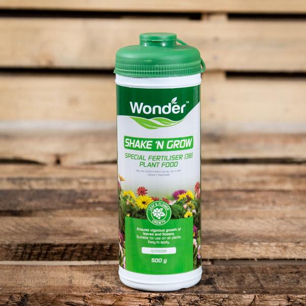 80004713 - Wonder - Shake 'N Grow