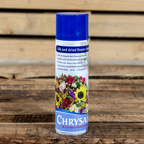 70019849 - chyrsal silk and dried flower cleaner