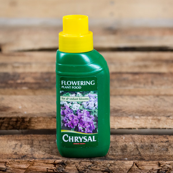 92356000 - Chrysal - Flowering plant food 250ml