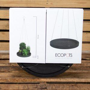Eco Hanging Saucer DG