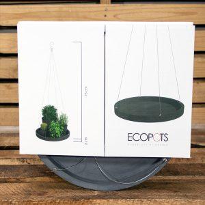 Eco Hanging Saucer GR