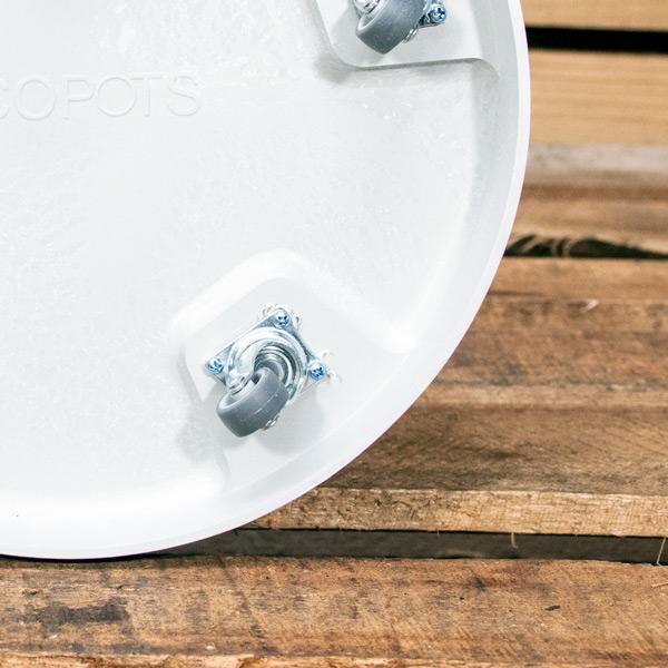 eco-saucer+ wheel
