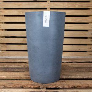 Eco Amsterdam Grey 50cm pot