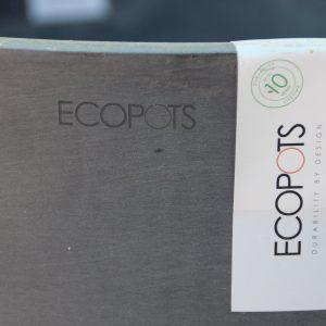 Eco Amsterdam + Wheels GR 60cm pot