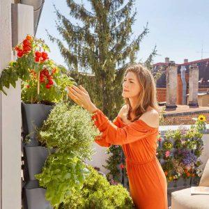Gardena – City Gardening 3 Planters