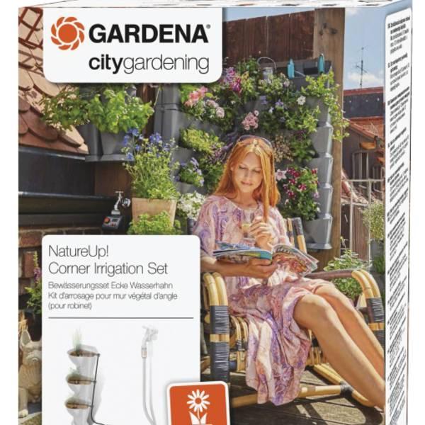 13157-20 (Gardena City Gardening Vertical Gardening Corner Watering Kit)