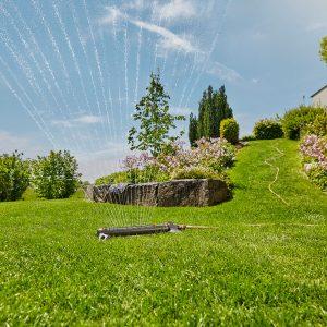 Gardena – Oscillatiing Sprinkler AquaZoom L