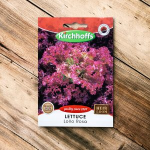 Kirchhoffs – Lettuce Lollo Rosa