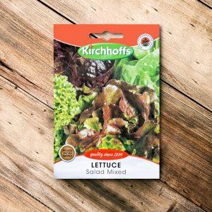 Kirchhoffs -Lettuce Lollo Rosa