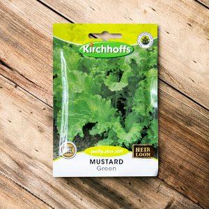 Kirchhoffs -Mustard Green