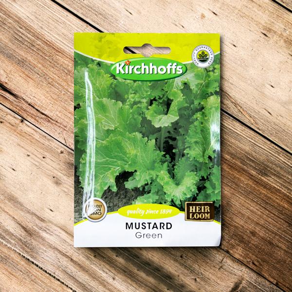 19000000 - Kirchhoffs -Mustard Green