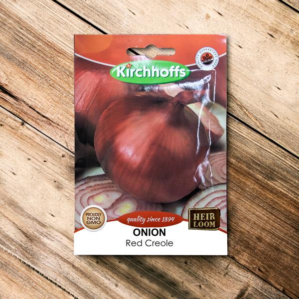 19000000 - Kirchhoffs - Onion Red Creole