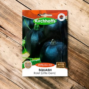 Kirchhoffs – Squash Rolet (Little Gem)