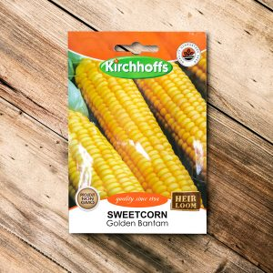 Kirchhoffs – SweetCorn Golden Bantam