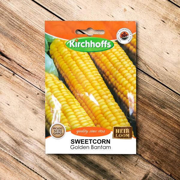 70062651 - Kirchhoffs - SweetCorn Golden Bantam