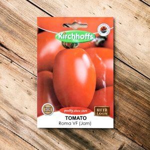 Kirchhoffs – Tomato Roma VF (Jam)
