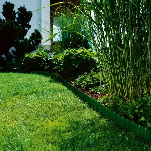 538-20 (Gardena Lawn Edging Green 9m Roll, 15cm High) LS PIC (4)