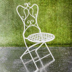 Da Chair woven