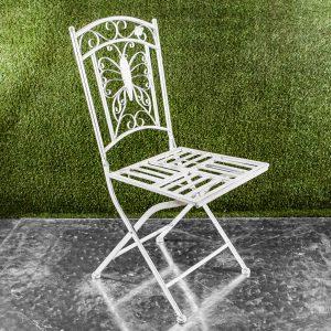 Da Chair White