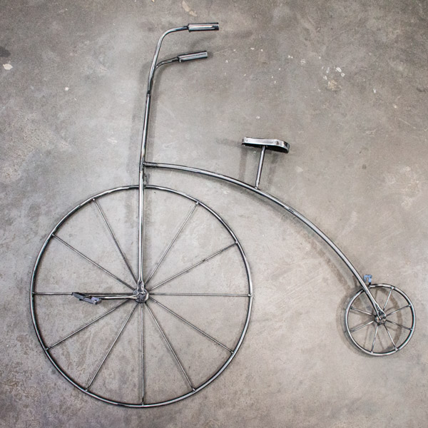 70011713 - Da Bicycle Pennyfarthing