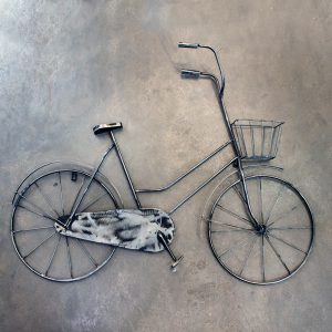 DA Bicycle with basket