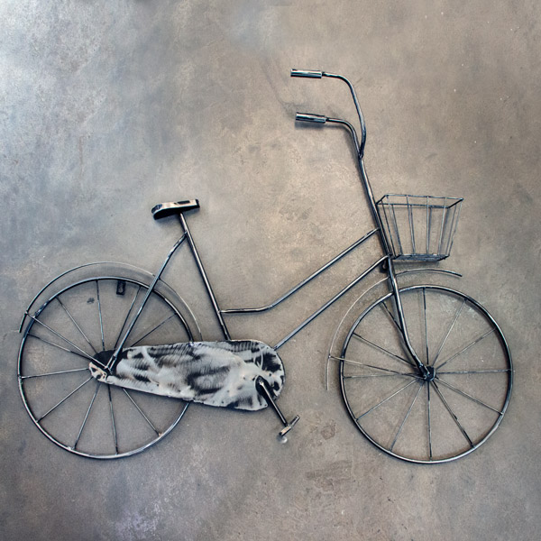 70011715 - DA Bicycle with basket