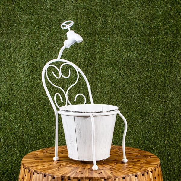 70019702 - Da Pot Flower Stand