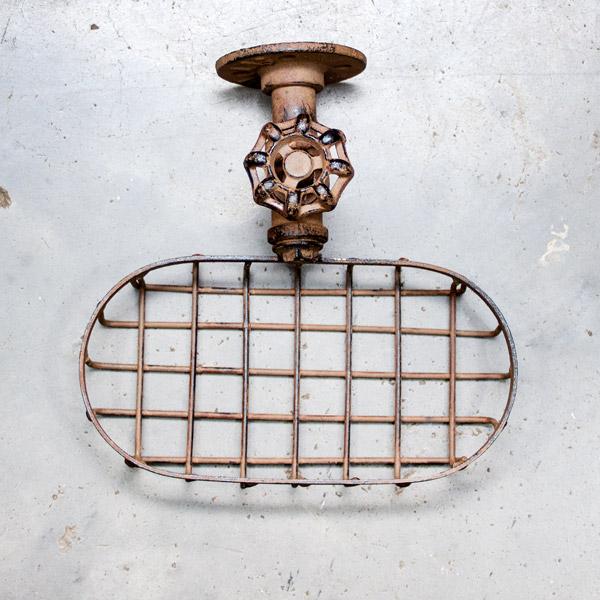 70031406 - Da Soap Holder Bronze (2)