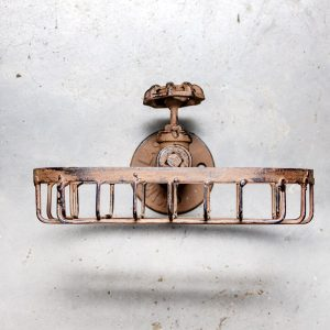 Da Soap Holder Bronze