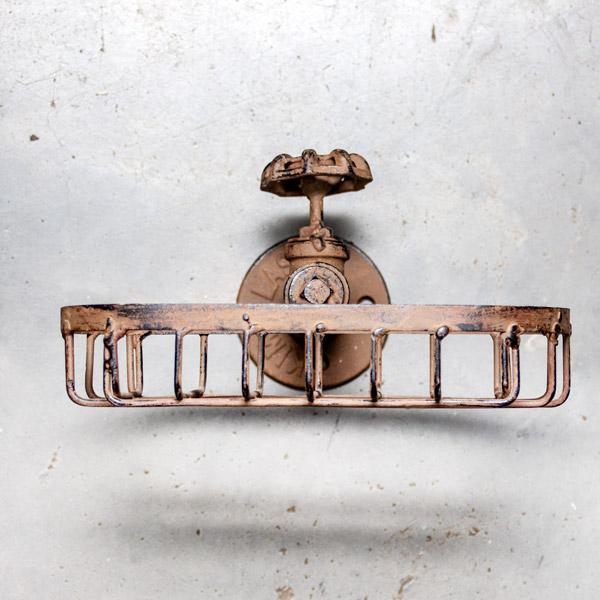 70031406 - Da Soap Holder Bronze