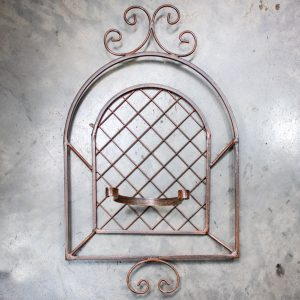 Iron Furniture – AC2.2 Diamond Pot Holder