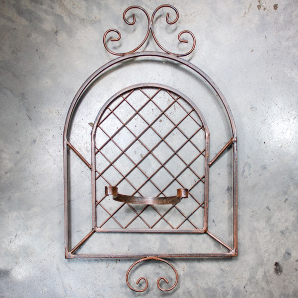 70036518 - Iron Furniture - AC2.2 Diamond Pot Holder 1