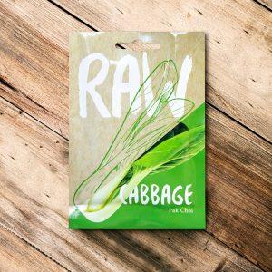 Raw – Cabbage Pak Choi