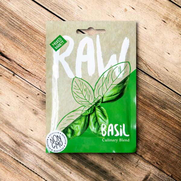 70048914 - Raw - Basil Culinary Blend