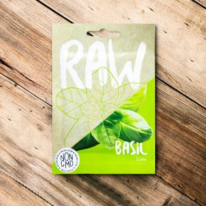 Raw – Basil Lime