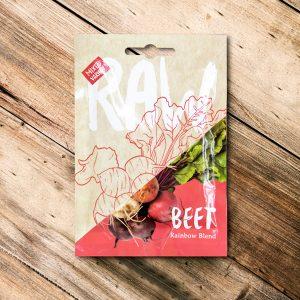 Raw – Beet Rainbow Blend