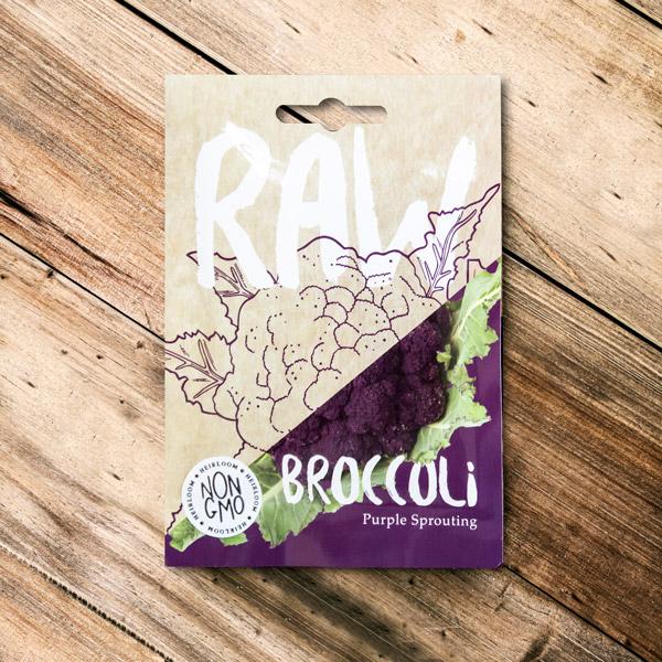 70048914 - Raw - Broccoli Purple Sprouting