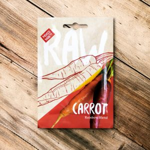 Raw – Carrot Rainbow Blend