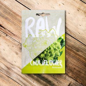 Raw – Cauliflower Romanesco