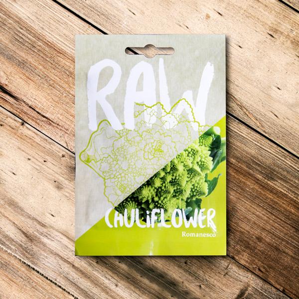 70048914 - Raw - Cauliflower Romanesco