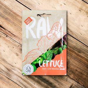 Raw – Lettuce Baby Leaf Mesclun mixed